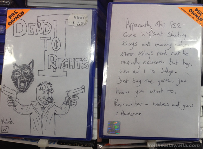 Dead to Rights 2