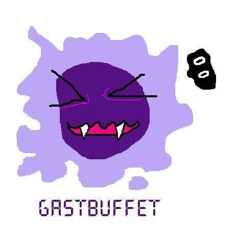 wobbuffet gastly