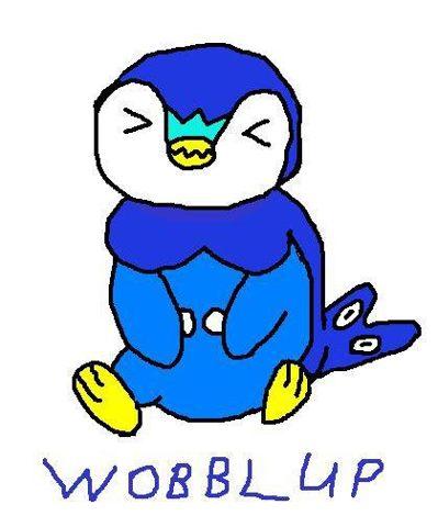 wobbuffet piplup