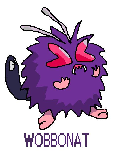 wobbuffet venonat